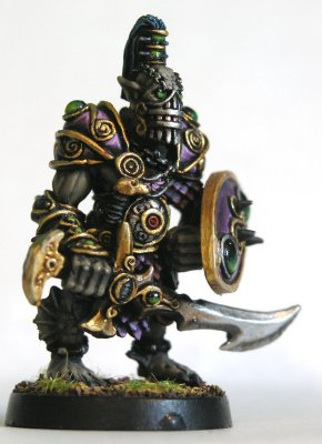 Motrog, Orc Champion with Sword